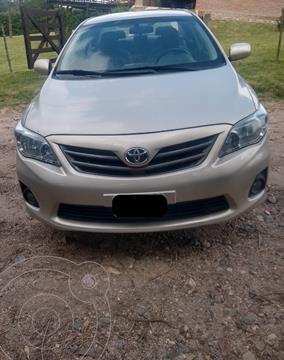 Toyota Corolla 1.8 XEi usado (2014) color Gris precio $1.200.000