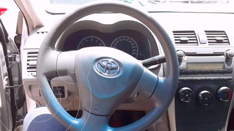 Toyota Corolla 1.8 XLi CVT usado (2009) color Gris Claro precio $1.100.000