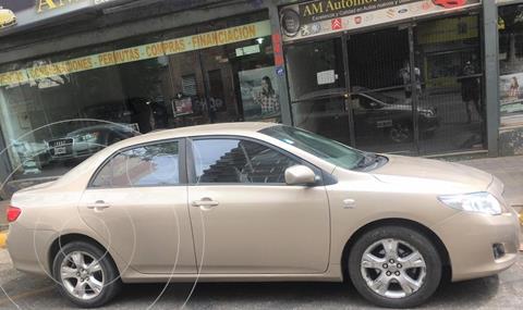 Toyota Corolla 1.8 XEi usado (2009) color Marron precio $795.000