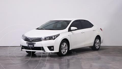 Toyota Corolla 1.8 XEi  usado (2016) color Blanco Perla precio $1.800.000