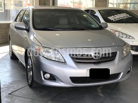 Toyota Corolla 2.0 XE-I usado (2010) color Gris precio $620.000