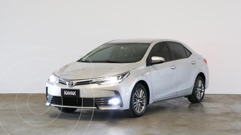 Toyota Corolla 1.8 XEi Pack CVT usado (2018) color Gris Plata  precio $2.370.000