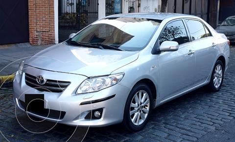 Toyota Corolla 1.8 SE-G Aut usado (2012) color Plata precio $1.590.000