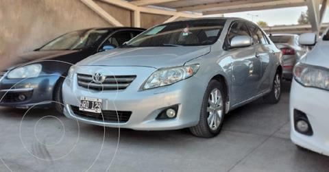 Toyota Corolla 1.8 SE-G Aut usado (2011) color Gris Claro precio $249.600