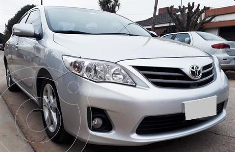 Toyota Corolla 1.8 XEi Pack usado (2013) color Gris precio $1.520.000