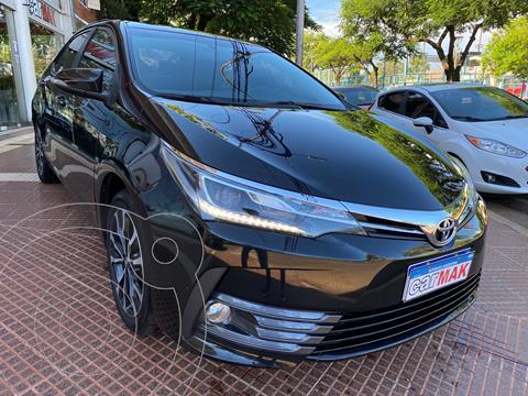 Toyota Corolla 1.8 SE-G Aut  usado (2017) color Negro precio $2.289.990