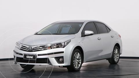 Toyota Corolla 1.8 SE-G CVT usado (2017) color Gris Plata  precio $2.385.000