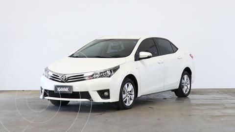 Toyota Corolla 1.8 XEi Pack CVT usado (2017) color Blanco Perla precio $2.100.000