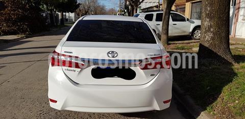 Toyota Corolla 1.8 XEi CVT usado (2016) color Blanco precio $1.200.000