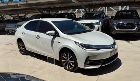 Toyota Corolla 1.8 SE-G CVT usado (2018) color Blanco precio $2.950.000