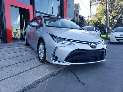 Toyota Corolla 2.0 XL-I CVT nuevo color Gris Plata  precio $2.650.000