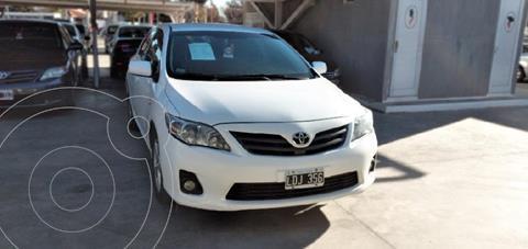Toyota Corolla 1.8 XEi usado (2012) color Blanco precio $1.250.000