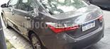 Toyota Corolla 1.8 XEi usado (2017) color Gris Oscuro precio u$s10.000