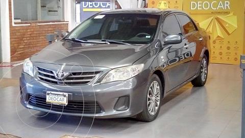 foto Toyota Corolla XLi 1.8 Manual usado (2012) color Gris Oscuro precio $1.100.000
