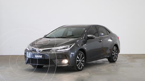 Toyota Corolla 1.8 SE-G CVT usado (2017) color Gris Oscuro precio $2.400.000