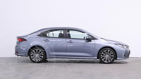 Toyota Corolla 1.8 SE-G CVT usado (2021) color Gris Plata  precio $4.050.000