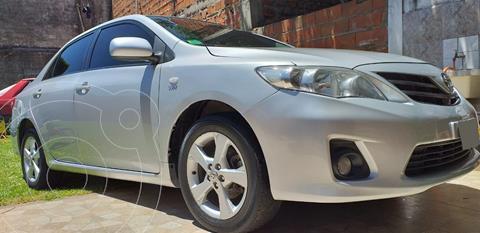 Toyota Corolla 1.8 XEi usado (2014) color Gris Plata  precio $1.270.000