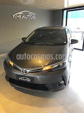 Toyota Corolla 1.8 SE-G CVT usado (2018) color Gris Oscuro precio $2.090.000