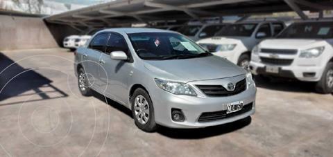 Toyota Corolla 1.8 XLi usado (2014) color Gris Claro precio $1.350.000