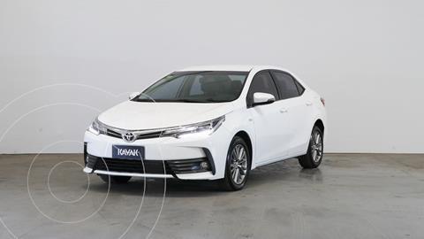 Toyota Corolla 1.8 XEi Pack usado (2018) color Blanco precio $2.280.000