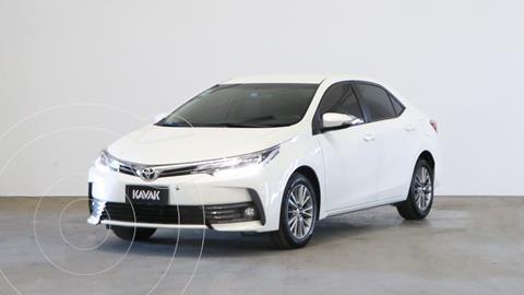 Toyota Corolla 1.8 XEi usado (2019) color Blanco precio $2.440.000