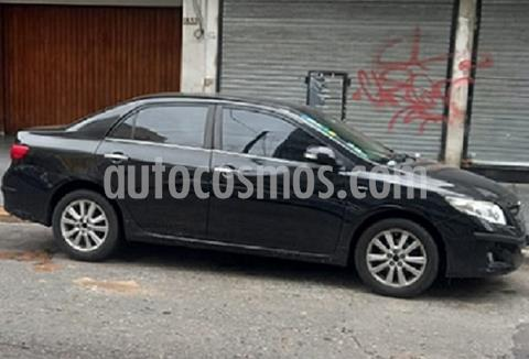 foto Toyota Corolla 1.8 SE-G Aut usado (2009) color Negro precio $685.000
