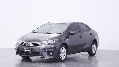 Toyota Corolla 1.8 XEi  usado (2016) color Gris Oscuro precio $1.800.000