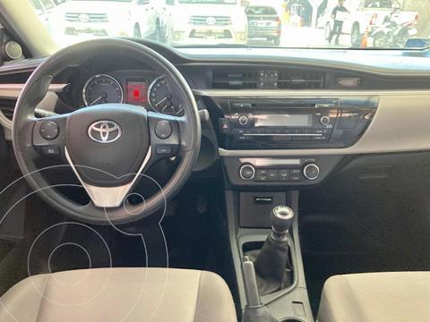 Toyota Corolla 1.8 XEi usado (2014) color Blanco precio $1.530.000