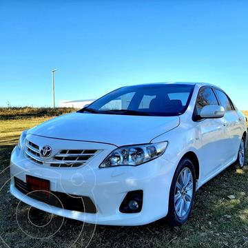 Toyota Corolla 1.8 SE-G Aut usado (2012) color Blanco precio $1.500.000