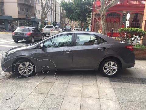 Toyota Corolla 1.8 XEi Pack Aut usado (2015) color Gris Oscuro precio $1.790.000