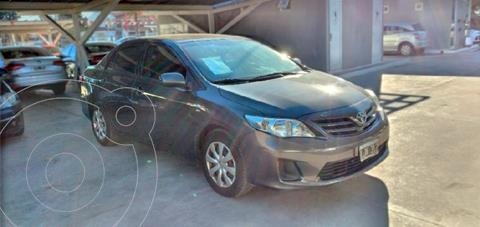 Toyota Corolla 1.8 XLi usado (2012) color Gris Oscuro precio $1.160.000