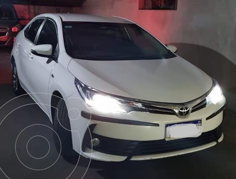Toyota Corolla 1.8 XEi usado (2018) color Blanco precio $2.600.000