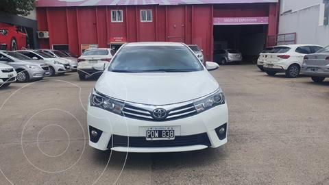 Toyota Corolla 1.8 XEi Aut  usado (2016) color Blanco precio $1.700.000
