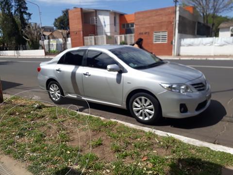 Toyota Corolla 1.8 SE-G Aut usado (2013) color Plata precio $1.380.000