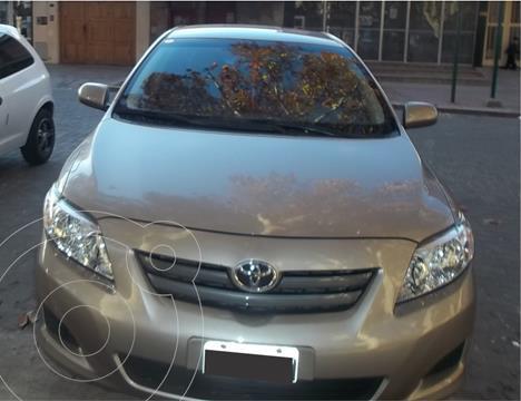 Toyota Corolla 1.8 XLi usado (2010) color Beige precio $1.180.000