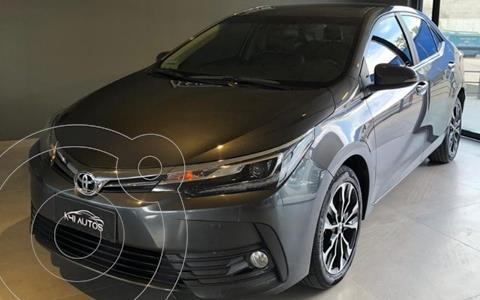 Toyota Corolla 1.8 SE-G CVT usado (2018) color Gris Oscuro precio u$s13.397