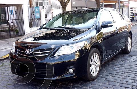 Toyota Corolla 1.8 SE-G usado (2013) color Negro precio $1.690.000
