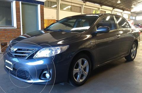 Toyota Corolla 1.8 XEi usado (2012) color Gris Oscuro precio $1.250.000