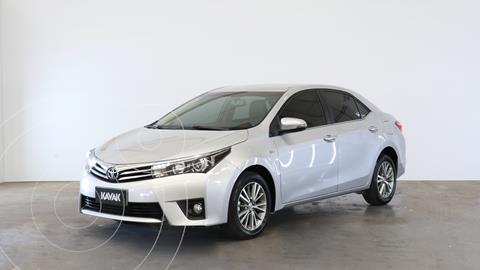 foto Toyota Corolla 1.8 SE-G CVT usado (2017) color Gris Plata  precio $2.490.000
