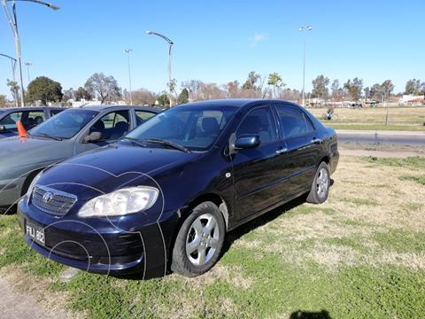 Toyota Corolla 2.0 XEi TD usado (2006) color Negro financiado en cuotas(anticipo $510.000)