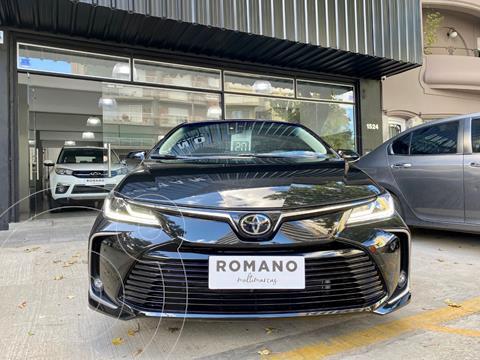Toyota Corolla 2.0 SE-G CVT usado (2020) color Negro precio $3.500.000