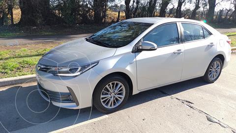Toyota Corolla 1.8 XEi usado (2019) color Gris precio $2.580.000