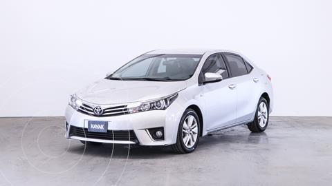 Toyota Corolla 1.8 XEi usado (2014) color Gris Plata  precio $1.590.000