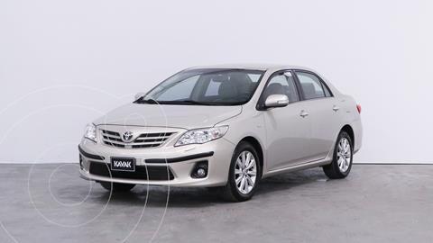 Toyota Corolla 1.8 SE-G usado (2012) color Gris Plata  precio $1.390.000