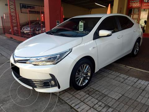 Toyota Corolla 1.8 XEi Pack CVT usado (2018) color Blanco precio $3.200.000