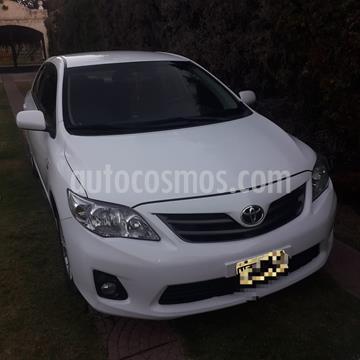 Toyota Corolla 1.8 XEi Pack Aut usado (2013) color Blanco precio $850.000
