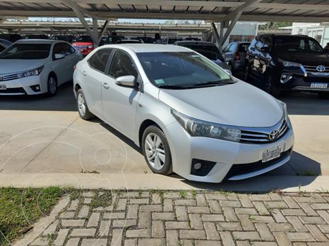 Toyota Corolla 1.8 XEi usado (2014) color Blanco precio $1.540.000