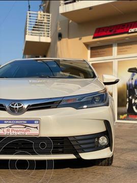 Toyota Corolla 1.8 XEi Pack 2016-2017 usado (2017) color Blanco Perla precio $2.100.000