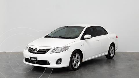 Toyota Corolla 1.8 XEi Pack usado (2013) color Blanco precio $1.330.000