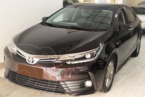 Toyota Corolla 1.8 XEi Pack CVT usado (2019) color Marron precio $2.299.000